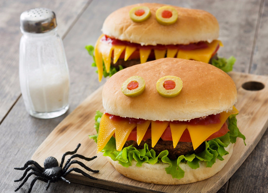 MONSTER BURGER 2